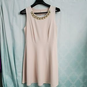 Forever 21+ blush party dress